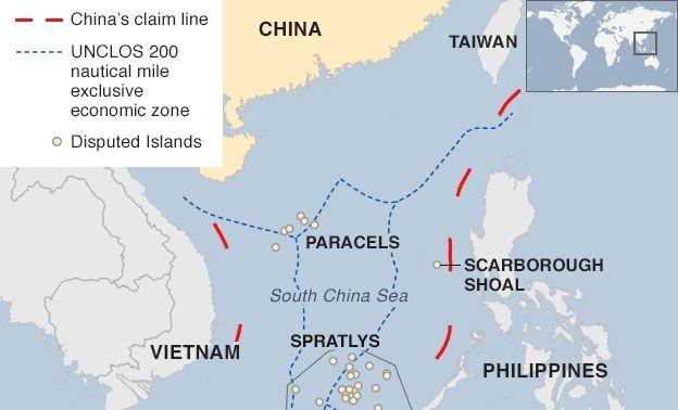 Indonesia: China's 9-dash line claim violates UNCLOS