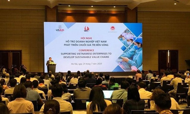 US helps Vietnamese enterprises develop sustainable supply chains