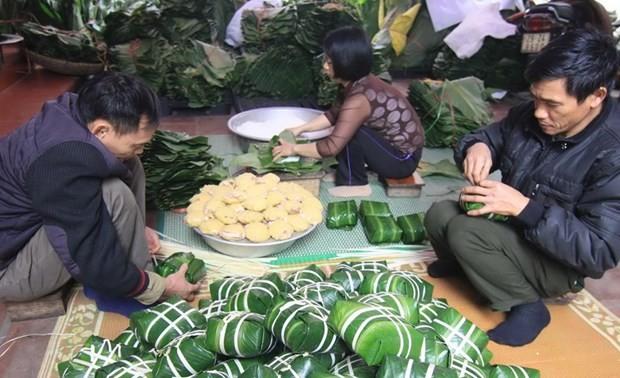 Vietnam's Lunar New Year customs
