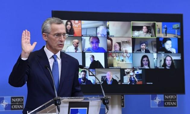 NATO highlights goals of fairer burden sharing
