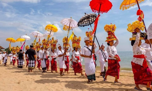 Nyepi Day in Bali or Bali Day of Silence