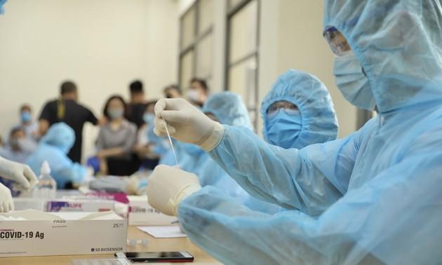 Thêm 1 ca mắc COVID-19 tại TP Hồ Chí Minh