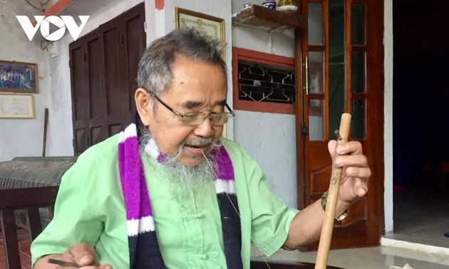 Village elders promote Co Tu ethnic culture