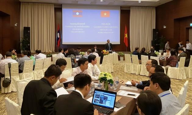 Vietnam y Laos fortalecen la cooperación laboral y de seguridad social