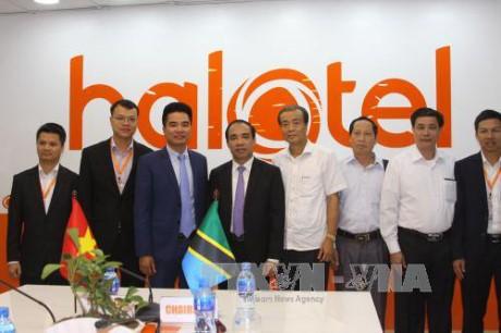 Vietnam y Tanzania intensifican la cooperación partidista