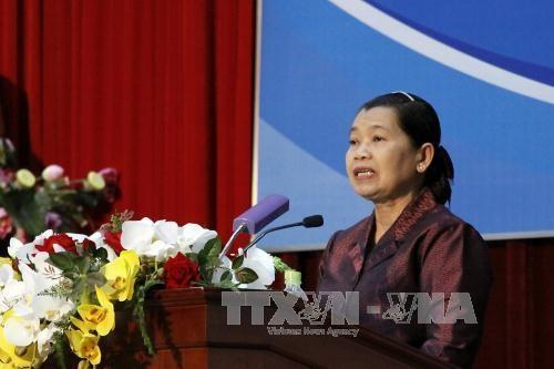 Celebran el intercambio amistoso entre los pueblos de Vietnam y Camboya