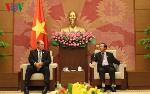 Vietnam y Estados Unidos cooperan por una mayor asociación integral