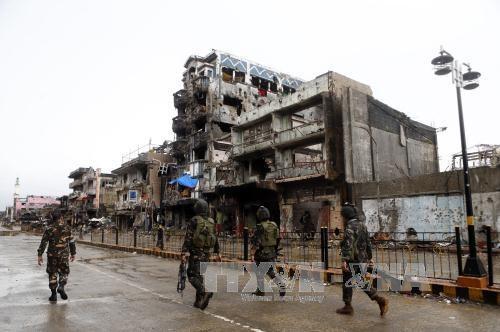 Filipinas declara el final de la campaña contra el Estado Islámico en Marawi