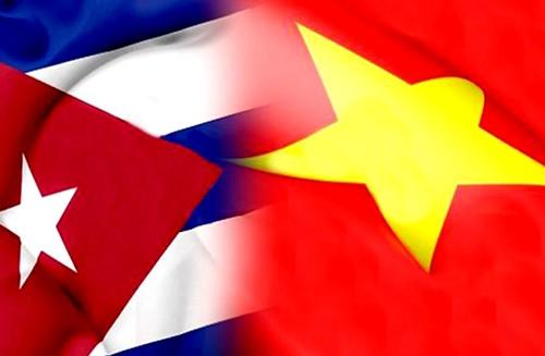 Vietnam y Cuba refuerzan su solidaridad tradicional