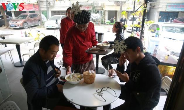 Gastronomía vietnamita conquista a región china de Guangxi