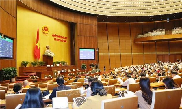Parlamento de Vietnam debate Ley de Conciliación y Diálogo en el Tribunal