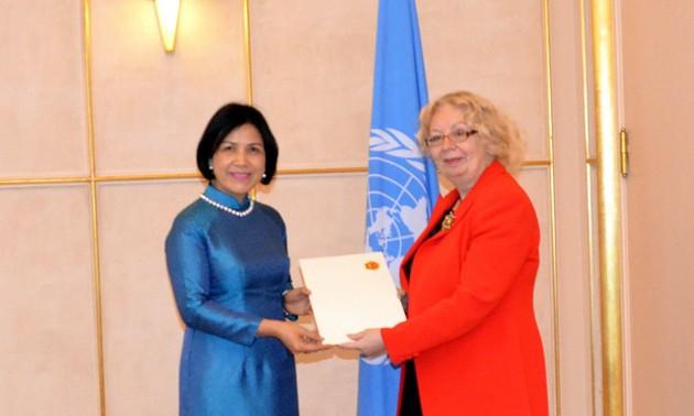 Vietnam prioriza promover relaciones con la ONU