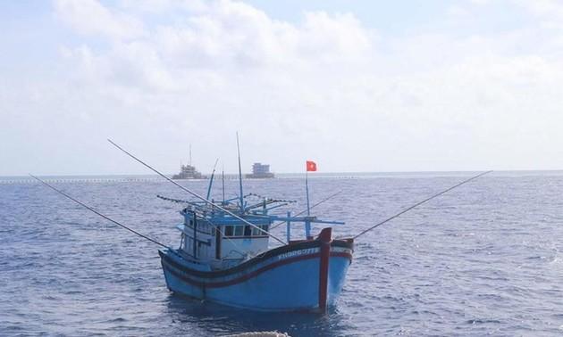 """Vietnam considera """"inválida"""" suspensión de China de la pesca en sus aguas soberanas"""