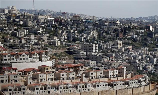 Israel planea anexar otros asentamientos en Cisjordania
