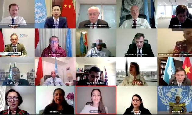 Celebran debate del Consejo de Seguridad de ONU sobre mujeres, paz, seguridad y violencia sexual en conflictos