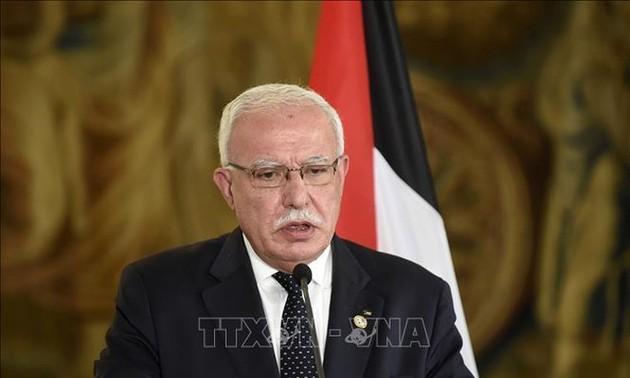 Palestina se retira de la presidencia de la Liga Árabe