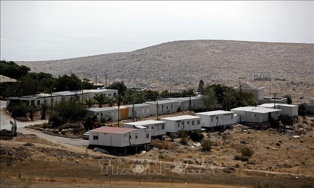 Palestina acusa a Israel de extender colonias en Cisjordania
