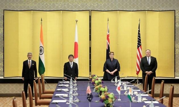 Por un Indo-Pacífico libre y abierto, a favor de un orden internacional basado en las normas
