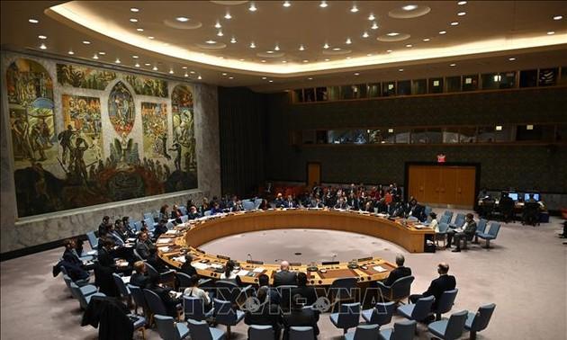 El Consejo de Seguridad de Naciones Unidas aprueba el acuerdo del alto el fuego en Libia