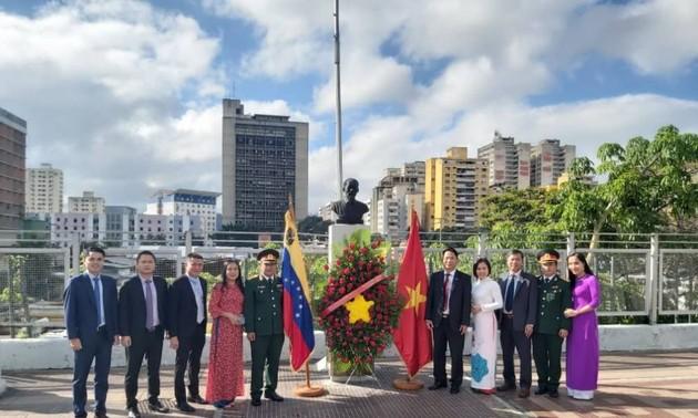 Embajada vietnamita en Venezuela celebra el 76 aniversario de la creación del Ejército Popular de Vietnam