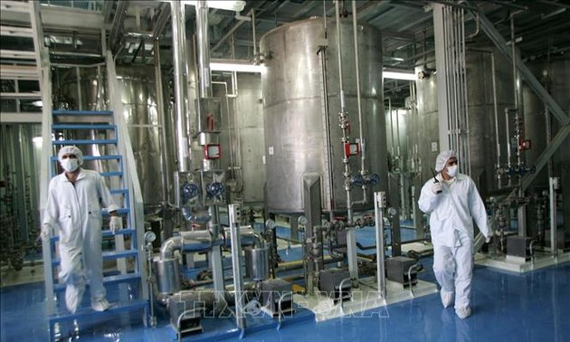 Irán insta a Reino Unido, Francia y Alemania a implementar el acuerdo nuclear de 2015