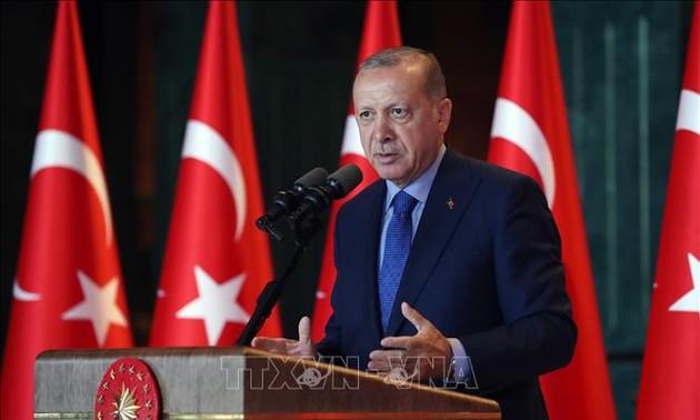 Turquía busca mejorar las relaciones con Estados Unidos
