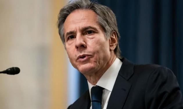 Estados Unidos insiste en el apoyo a una solución de dos estados para el conflicto palestino-israelí