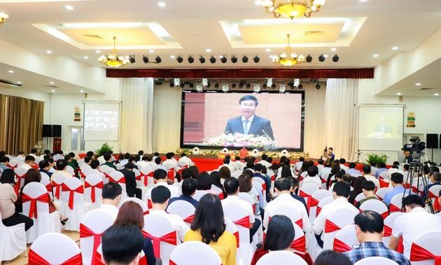 Teleconferencia para la divulgación de la última Resolución del PCV alcanza a 950 mil militantes