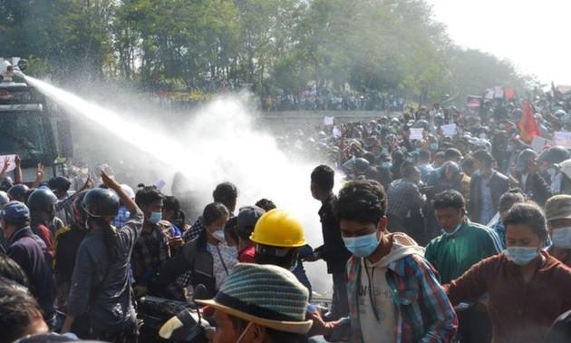 Crisis de Myanmar: reunión urgente del Consejo de Seguridad