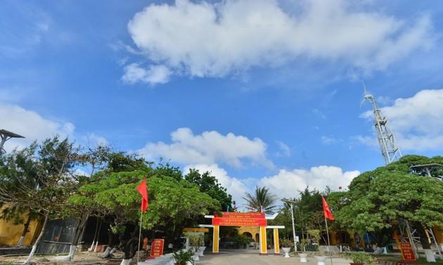 Un nuevo rostro del distrito isleño de Truong Sa a 46 años de su liberación