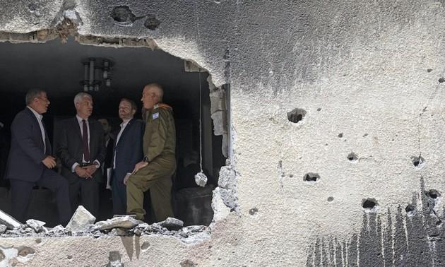 Conflicto israelí-palestino: Israel acuerda un alto el fuego con Hamás