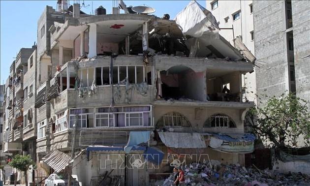 Alta Comisionada de la ONU para los Derechos Humanos preocupada por graves daños en la Franja de Gaza