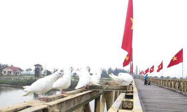 Por convertir a Quang Tri en un símbolo de paz