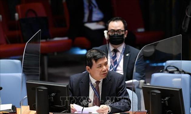 Vietnam asiste a varias reuniones del Consejo de Seguridad de la ONU