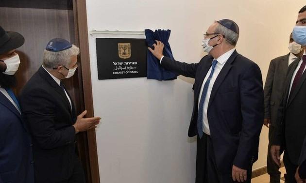 Israel abre su primera embajada en el golfo Pérsico