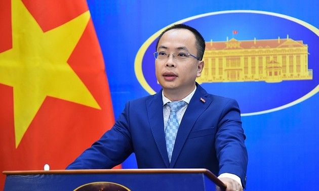 Reunión ordinaria de la Cancillería de Vietnam aborda actividades diplomáticas destacadas del país