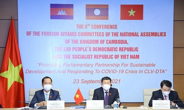 Vietnam intensifica cooperación parlamentaria en respuesta al covid-19