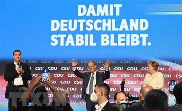 Alemania celebra elecciones federales para el período 2021-2025
