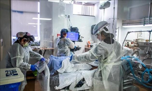เวียดนามพบผู้ติดเชื้อโรคโควิด-19 เพิ่มอีก 3 ราย ในขณะที่ทั่วโลกมีผู้ติดเชื้อโรคโควิด-19 กว่า 85 ล้านคน