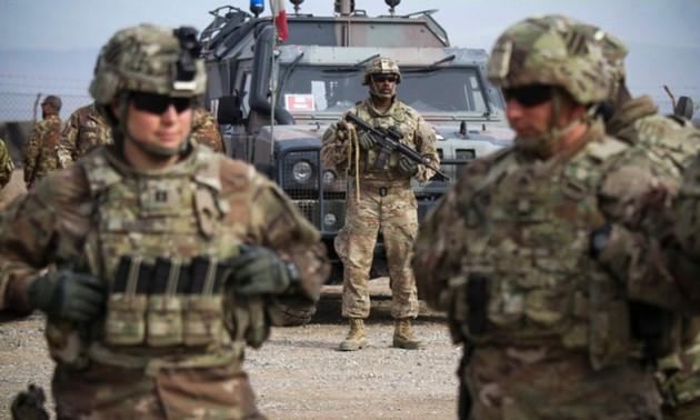 สหรัฐเดินหน้าแผนการถอนทหารออกจากอัฟกานิสถานให้เป็นรูปธรรม