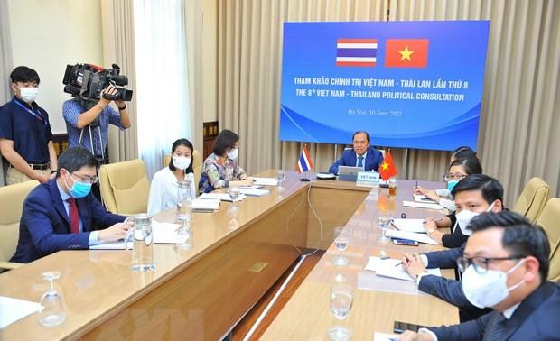 ประมวลความสัมพันธ์เวียดนาม-ไทยประจำเดือนมิถุนายนปี 2021