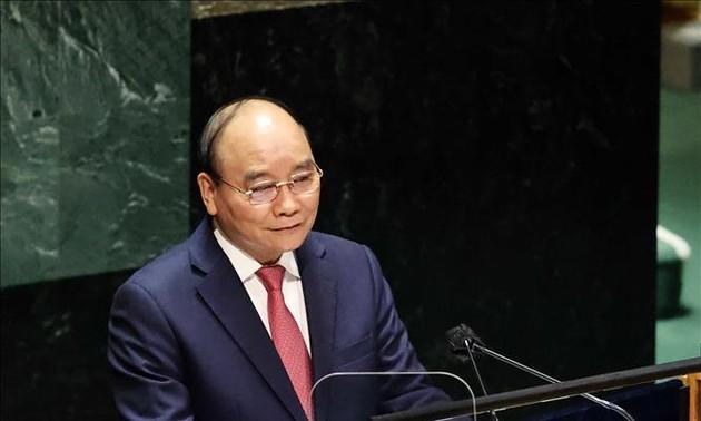 สื่อรัสเซียรายงานว่า เวียดนามเป็นประเทศที่มีความรับผิดชอบต่อการพัฒนาที่ยั่งยืนของโลก