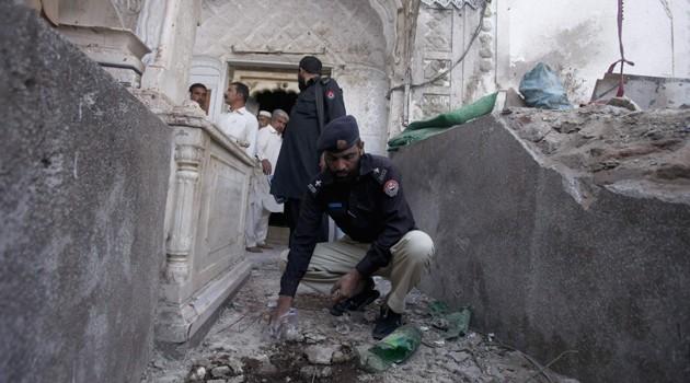 5 killed, 20 injured in Pakistan's blast