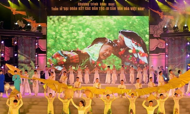 Green Heritage Culture and Tourism Week opens in Hanoi