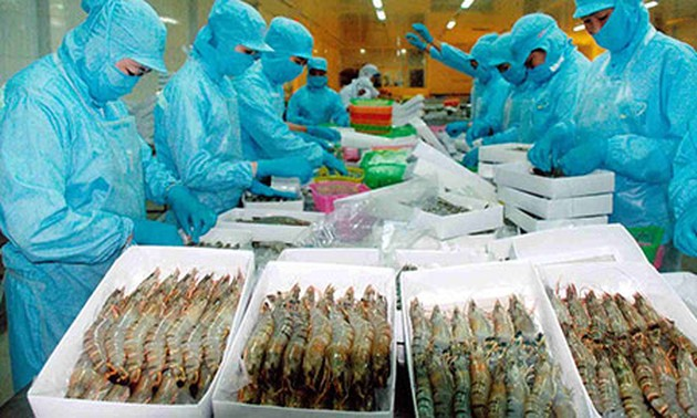 Seafood exports likely to hit 7 billion USD in 2014