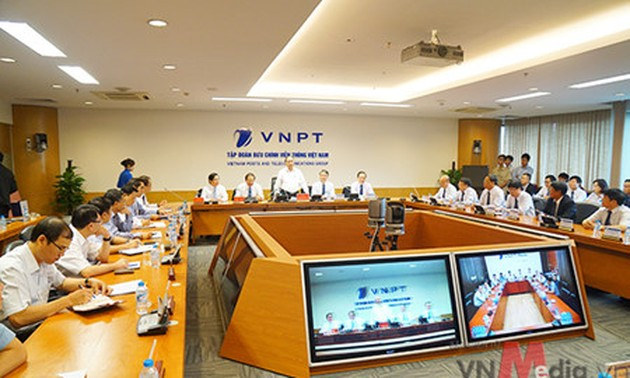 VNPT urged to become key IT group