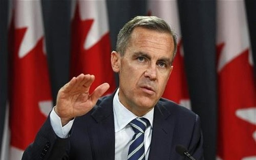 Bank of England Governor prepares Brexit negotiations