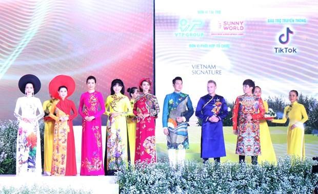 """6th """"Ao dai"""" festival kicks off in Ho Chi Minh City"""