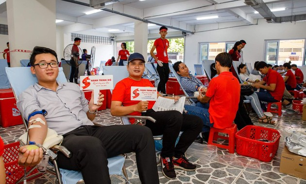 2019 Red Journey blood donation drive collects 85,000 units