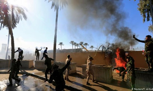 Middle East mired in escalating tensions